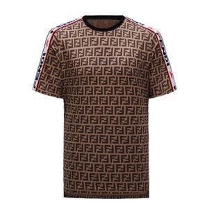 T-shirt maniche corte e alta artigianali per uomo e donna del marchio 2019 T-shirt maniche corte per uomo e donna di marca 2019