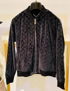 2020 mens primavera diseño de lujo nuevo de alta calidad chaqueta de lana chaquetas TAMAÑO ~ ~ estadounidenses tops chaquetas de diseño para hombres zdl0403.