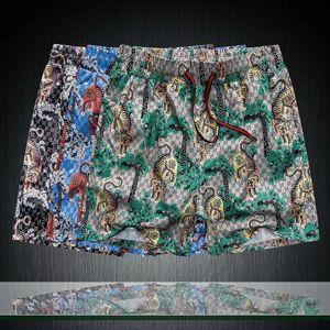 Bermuda Pantaloncini da surf Summer Fashion Quick Dry Spandex Boardshorts Beach Swim Short Pants Elastico Mix ordini all'ingrosso