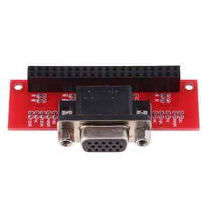 VGA666 Modul Gert-VGA Passive Adapterkarte für Raspberry Pi 02.03 / Modell B