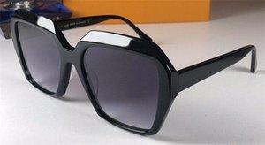 Nuove donne di moda designer occhiali da sole 1041 cornice quadrata semplice popolare stile di vendita di alta qualità uv400 occhiali di protezione