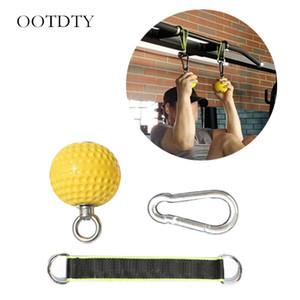 Eğitim Kol Geri Kaslar Pull-up Topu Bilek Tırmanma El Grip Strength Topu Fitness Aksesuarları Fitness Malzemeleri