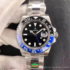 N-v8 GTM mejor orologio di Lusso movimiento original 3186 relojes de diseño de acero 904L refinado relojes diámetro de 40 mm resistente al agua 200m