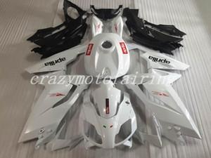 3gifts جديد abs حقن صب دراجة نارية fairings أطقم 100٪ يصلح ل Aprilia RS125 06 07 08 09 10 11 2006-2011 fairing bodywork set white