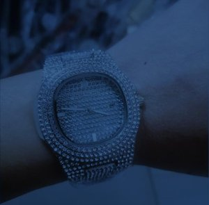 Movement mens Chronograph wristwatch with diamond offshore Iced out Men Women watches montre de luxe