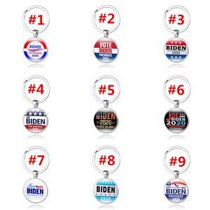 2020 Joe Biden Bernie Sanders Keychain Best Personalized Keychain Cool Accessories Custom Key Rings for Party Favor 100pcs T1I2022