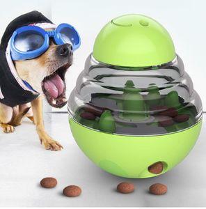 Зоотовары игрушки собаки произойти утечка ingestball домашнего животного утечки игрушки не попадет на автоматическое питание шестерни собаки миске
