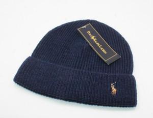 Erkekler Kadınlar Açık Kayak Şapkalar Sıcak Hip Hop Cap Kulak Muff için yeni sıcak 2020 poloBrand Şapka The North Polar Polar Kış Beanie Yüz Kafatası Caps