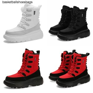 soft New 2020 warm lithe winter designer lace type7 triple white black red man boy men boots mens Sneaker