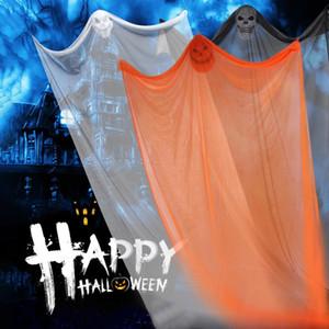 Хэллоуин Призрачные фестиваля украшение Horror Реквизит для баров КТВ Mall Супермаркет Haunted House висячего Ghosts Halloween Party украшение