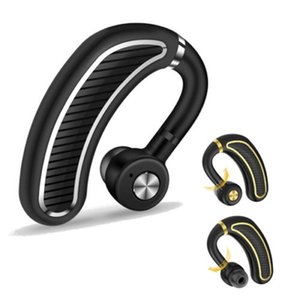 New 24 Hours Working K21 Handsfree Bluetooth Earphones Business Wireless Bluetooth Headset Earhook Earphone with Mic for Driver Office Sport