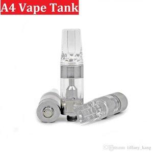 14mm Çap 5 s A4 Vape Tankı Buharlaştırıcı 510 hücre Seramik Bobin Kartuşu Kalın Yağ Tek Kullanımlık E Sigaralar Atomizer th205 g5