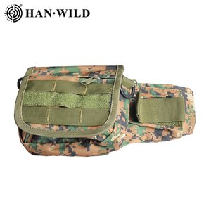 2 in 1 Tactical Waist Bag Waterproof Fanny Pack Hiking Fishing Sports Hunting Bags Camping Army Bag Belt Outdoor Bags