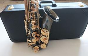 Yanagisawa A-992 альт-саксофон альт-саксофон Eb Tune играть на музыкальных инструментах черный профессиональный с чехол Бесплатная доставка