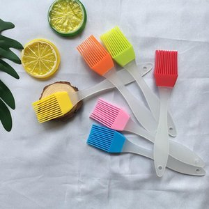 Silicone Butter Brush BBQ Oil Cook Pastry Grill Food Bread Basting Brush Bakeware Kitchen Dining Tool