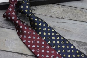 2019 Fashion Men Ties 100% Silk Jacquard Classic Woven Handmade Men's Tie Necktie for Men Wedding Casual and Business Neck Ties 20 style G9