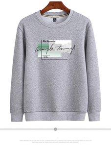 Sweats à capuche Designer Hommes Marque Casual 2020 Chandails Terry Printen 2020 Jumper Hommes Femmes Chemises Tops Sweat-shirts Automne 2020