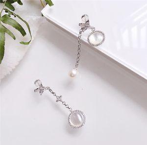 new brand jewelry earrings love crystal new earrings women high quality jewelry Women Party Gift