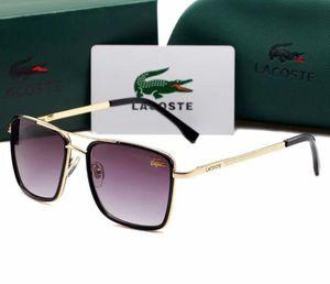 de nouvelles Designes de mode 2180 de qualité supérieure de grandes ventes carré de simples lunettes de frameless protection UV400 de style populaire
