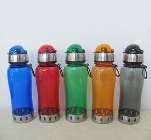 Оптовая Экологичный на заказ логос / цвет / емкости пластиковые Дешевые бутылки воды, BPA Free дешевая бутылка воды пластиковый ребенок