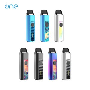 OneVape Mace 55 Pod Kit Built-in 1500mAh Batterie mit 3,5 ml Mehrweg-Mace Pod und 3 Stufen einstellbare Spannung 100% Genuine