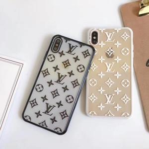 Iphone için Tasarımcı Telefon Kılıfı 11 Pro maksimum X XS XR XS MAX 7Plus 7 8 Artı 6P 6SP 6 6s Lüks Telefon Kılıfı Marka Iphone Case A02
