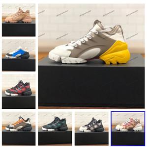 Moda feminina sapatilhas Flats Calçados Luxo D-connect Kaleidiorscopic Sapatilha Casual para Mulheres Zapatos Mujer Venda