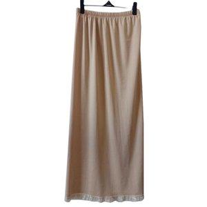 Women Petticoat underskirt Elastic Waist Petticoat Safety Skirt Sexy Solid Skirt Modal Mini Lingerie Black Nude 2018 Fall New