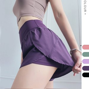 2019 Summer Loose Breathable Yoga Shorts Loose High Waist Quick-Drying Sports Fitness Shorts Female Running Sport Pants