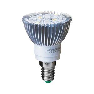 Phyto-Lampen Full Spectrum E27 führte Pflanze wachsen Licht Lampe E14 LED für Pflanzen 18W 28W Fitolampy Gewächshaus Tent Birnen UV IR