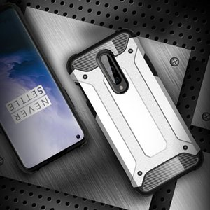 TPU + PC Dual Layer 2 in 1 Armor Phone Protective Case for Xiaomi Redmi K30 Nota 8 Oneplus 8 Pro Shockproof Hard Cover