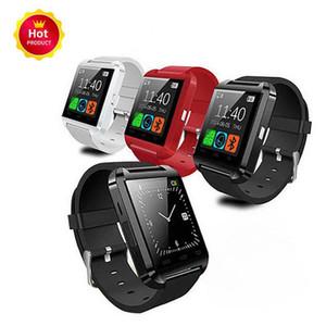 U8 bluetooth smart watch relógio de pulso smartwatch para iphone 4 4s 5 5s 6 6 s 6 mais samsung s4 s5 nota 2 nota 3 htc android telefone smartphones