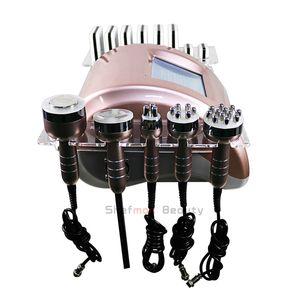 5 в 1 Lipo Cavitation RF Vaccum Потеря веса Машина для плавления жира для похудения Для продажи Салон Клиника домашнего использования