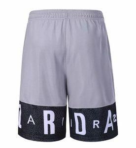 SY nuevos hombres pantalones cortos de baloncesto con bolsillos de cremallera de secado rápido transpirable Formación pantalones cortos de baloncesto Hombres pantalón corto deportivo deporte que se ejecuta