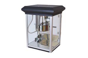 Kolice ETL CE Elektrikli Popcorn Maker, otomatik mısır makinesi, Big Corn Popper Makinası büyük hacimli 8oz serier ile