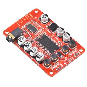 Class D Dual Channel Stereo Bluetooth 3.5Mm Digital Amplifier Board For Yamaha 2X10W Dc8-14V A6-014