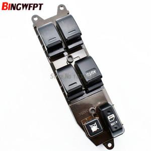 LHD Electric Master Power Window Botón para Toyota XA Camry Land Cruiser Prado Vios SIION XA XB 84820-33170 84820-33230