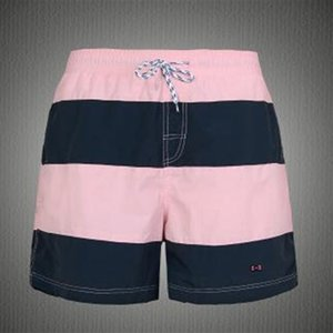 Mens listrado Shorts calças Eden Park patchwork Trunks Praia Board Shorts Calças marca Mens Correndo Sports surffing ocasional
