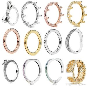 925 Sterling Silver Pandora Ring Charms Honeycomb Series Diy Women For Women Jewelry