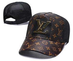 2020 nouvelle saison chapeau concepteur L 4 hommes et les femmes est réglable casquette de baseball homme chapeau variété de haute qualité de la couleur peut choisir