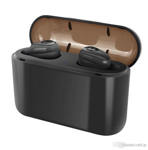 X8S TWS Bluetooth 5.0 Wireless Earbuds Mini Sport Binaural Call Headset Stereo Earphone With Charging Box Mic for smart phone