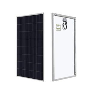 150 Watt 12 Volt Solar Panel Für Off -Grid Auf -Grid Großes Sonnensystem, Wohnen Gewerbe Haus Kabine Vordächer Dach, Batterielade B