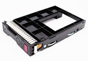 """651314-001 + 661914-001, 2.5 """"SSD - 3.5""""SATA 컨버터 Gen8 Gen9 용 HP Caddy 용 하드 드라이브 트레이"""