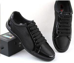 2019 yeni Erkekler Zarif Sports shoes.Men ayakkabı loafer'lar Sneakers Erkek Ayakkabı, loafer'lar Deri Sneakers 40-46