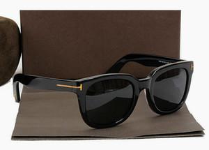 lüks üst büyük qualtiy orijinal kutusu 22211 ile Erkek Bayan Erika Gözlük ford Tasarımcı Marka Güneş Camları İçin Yeni Moda 211 Tom Güneş
