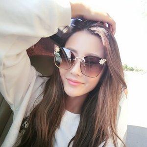 2020 occhiali da sole dal design di lusso donne del fiore marche sunglasses Occhiali Outdoor Eyewear 58T