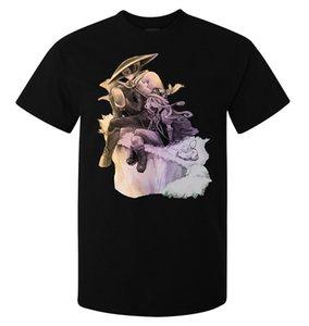 Loja Online Camisa dos homens Novo Estilo Tripulação Pescoço Curto-Manga Made In Abyss Ozen Camiseta