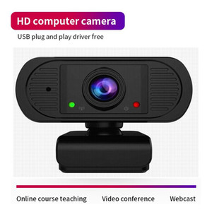 Full HD 1080P USB Webcam Built-in Microphone manualFocus Computer Peripheral Web Camera For PC Laptop Live Equipment
