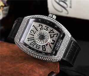 У1 заводе новый топ мужская мода часы скелет ФМ оттаявшим часы пару часов женские часы с бриллиантами подарок релох де луйо