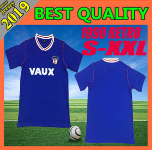 1990 Retro SUNDERLAND fútbol Jersey 2019 2020 Camisetas POTENCIA Watmore MCNULTY McGeady Grigg leadbitter camisetas de fútbol